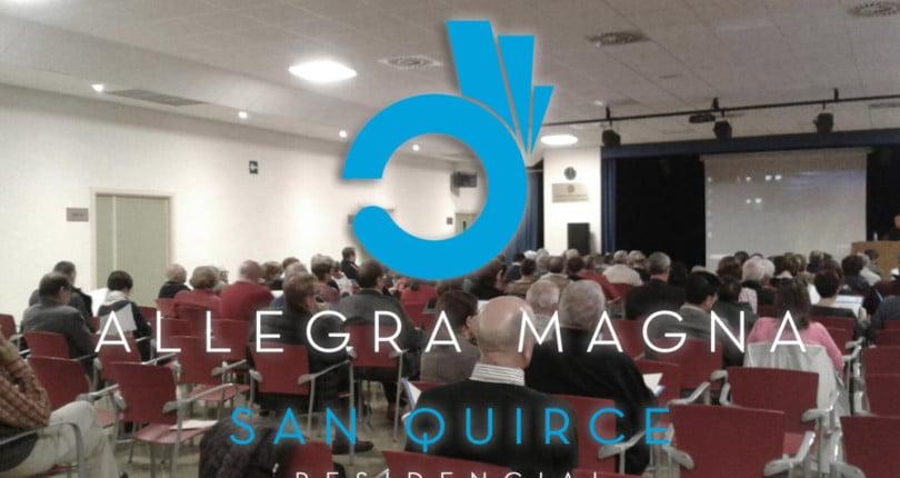 Más de 200 personas en la presentación de los Apartamentos Tutelados Allegra Magna San Quirce