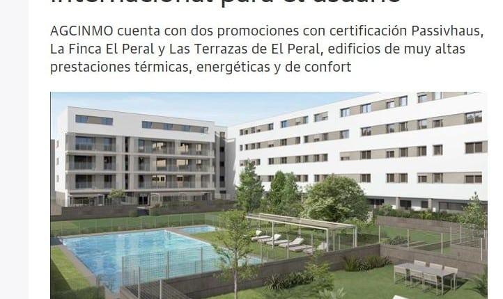 Viviendas certificadas por el Instituto Passivhaus, garantía internacional para el usuario